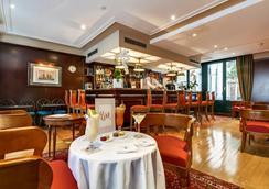 巴黎酒店先賢祠別墅 - 巴黎 - 餐廳