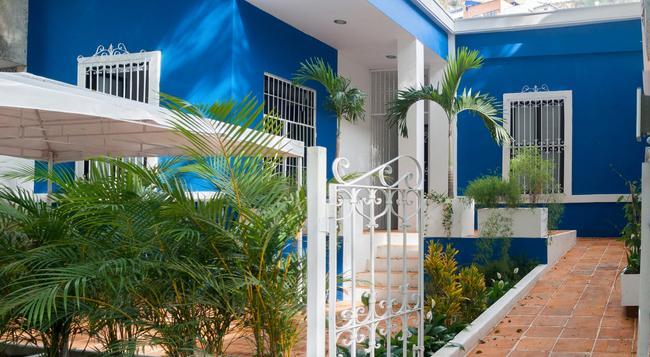 La Casa Azul Hotel Boutique - 卡利 - 建築