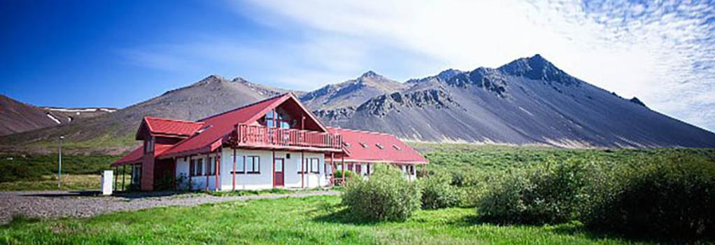 Hotel Hafnarfjall - 博爾加內斯 - 建築