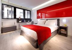 優斯達賽特酒店 - 馬德里 - 臥室
