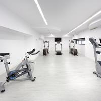 Hotel Eurostars Central Gym