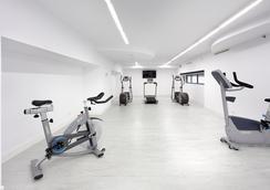 優斯達賽特酒店 - 馬德里 - 健身房
