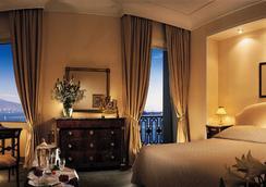 艾克塞爾西亞歐洲之星酒店 - 那不勒斯/拿坡里 - 臥室