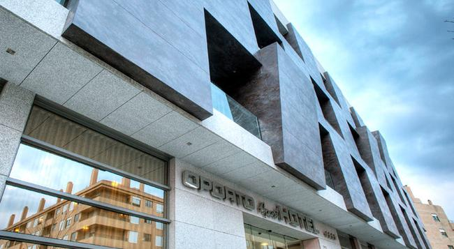 Eurostars Oporto - 波爾圖 - 建築