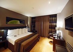 達斯樂思歐洲之星酒店 - 里斯本 - 臥室