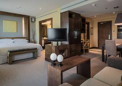米拉斯拉歐洲之星套房酒店 - 馬德里 - 臥室