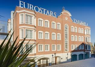 歐洲之星扎祖埃拉公園酒店