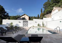 歐洲之星華盛頓·歐文酒店 - 格拉納達 - 游泳池