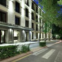 Eurostars Washington Irving Hotel Front