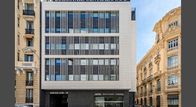 Hotel Eurostars Central - 馬德里 - 建築
