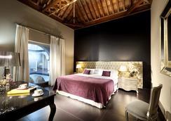 塞維利亞歐洲之星酒店 - 塞維利亞 - 臥室
