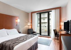 里斯本公園歐洲之星酒店 - 里斯本 - 臥室