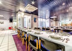 阿卡德酒店 - 盧爾德 - 餐廳