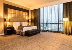 巴拿馬城歐洲之星酒店 - 巴拿馬城 - 臥室