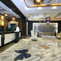 Eurostars Panama City Lobby
