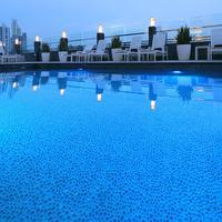 Eurostars Panama City Pool