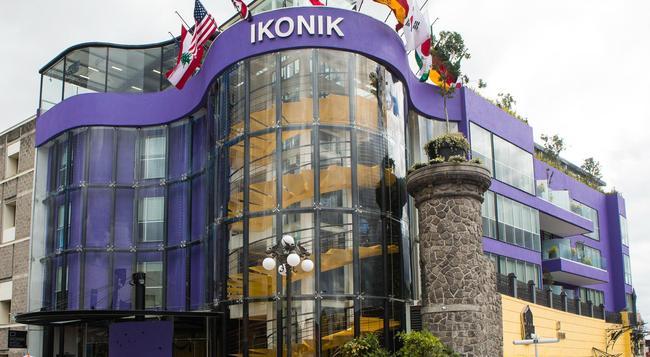 Ikonik Hotel Puebla - 普埃布拉 - 建築