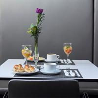 Eurostars Suites Reforma Dining