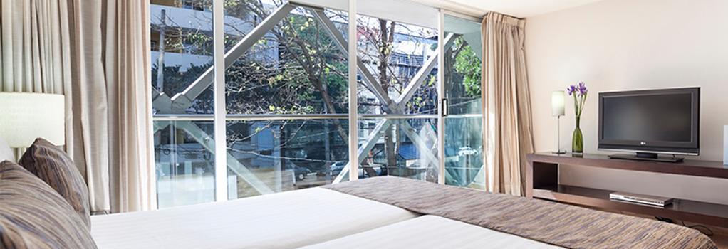 Eurostars Suites Reforma - 墨西哥城 - 臥室