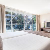 Eurostars Suites Reforma Guestroom