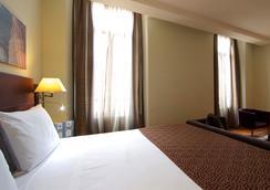 歐洲之星羅馬亞特爾納酒店 - 羅馬 - 臥室