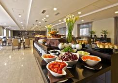 歐洲之星羅馬亞特爾納酒店 - 羅馬 - 餐廳
