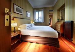 阿根廷塔埃克酒店 - 羅馬 - 臥室