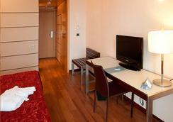 歐洲之星布達佩斯特中心酒店 - 布達佩斯 - 臥室