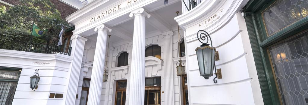 Claridge Hotel - 布宜諾斯艾利斯 - 建築