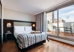 歐洲之星水晶宮酒店 - 巴塞隆拿 - 臥室