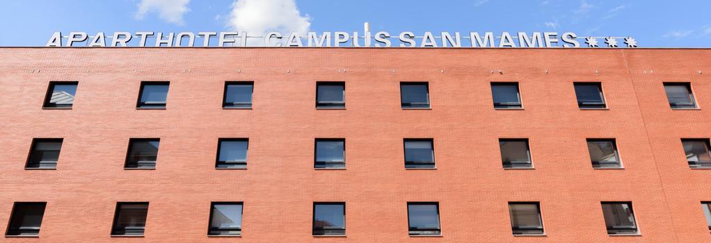 Exe Aparthotel Campus San Mames - 萊昂 - 建築