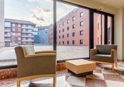 聖馬梅斯埃克園公寓式酒店 - 萊昂 - 臥室