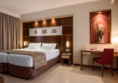 歐洲之星萊昂酒店 - 萊昂 - 臥室