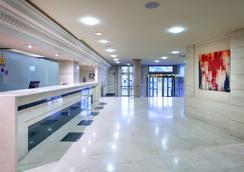 歐洲之星水道橋廣場酒店 - 塞哥維亞 - 大廳