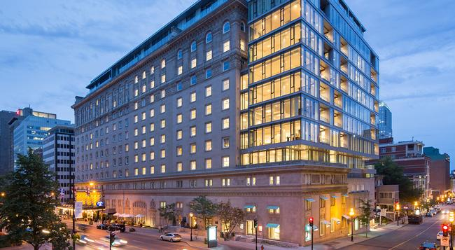 The Ritz-Carlton Montreal - Montreal - 建築