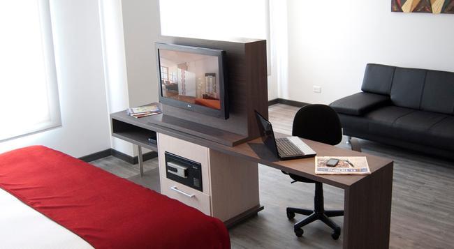 Best Western Calleja Suites - Bogotá - 臥室