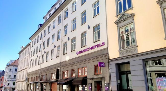 Basic Hotel Bergen - 卑爾根 - 建築