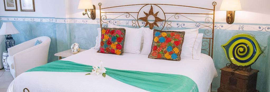 Encanto Inn Hotel, Spa & Suites - 卡波聖盧卡 - 臥室