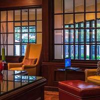 Charlotte Marriott SouthPark Business center