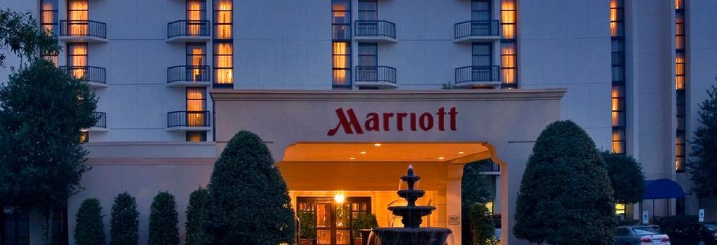Charlotte Marriott SouthPark - 夏洛特 - 建築