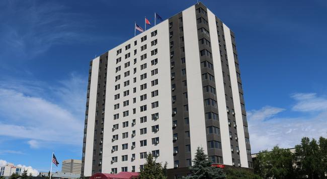 Inlet Tower Hotel And Suites - 安克雷奇 - 建築