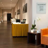 InterCityHotel Hannover IntercityHotel Hannover, Germany - Foyer