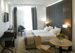 索非亞中心大酒店 - 索非亞 - 臥室