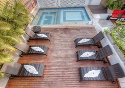 卡薩卡納巴爾精品酒店 - Cartagena - 游泳池