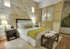 卡薩卡納巴爾精品酒店 - Cartagena - 臥室