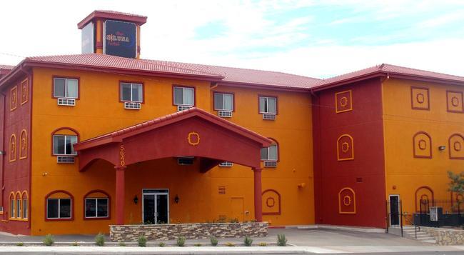 The Soluna Hotel - 埃爾帕索 - 建築