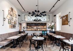 摩根米斯酒店 - 阿姆斯特丹 - 餐廳