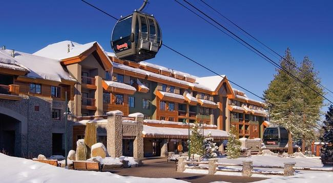Grand Residences by Marriott Lake Tahoe - 南太浩湖 - 建築