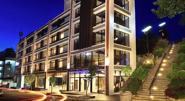 Lealea Garden Hotels - Moon Lake - 魚池 - 建築