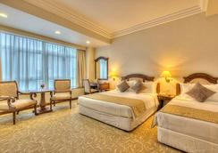 胡姬酒店 - 新加坡 - 臥室